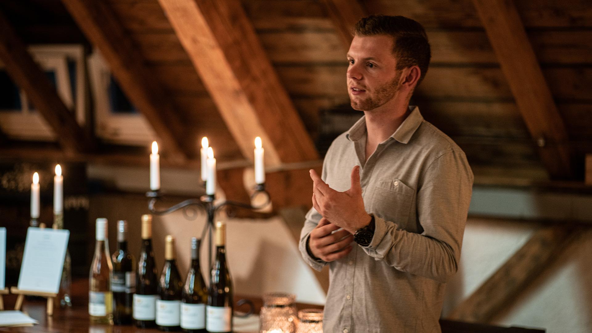 Margarethenhof Nicolas Weber Online Weinprobe