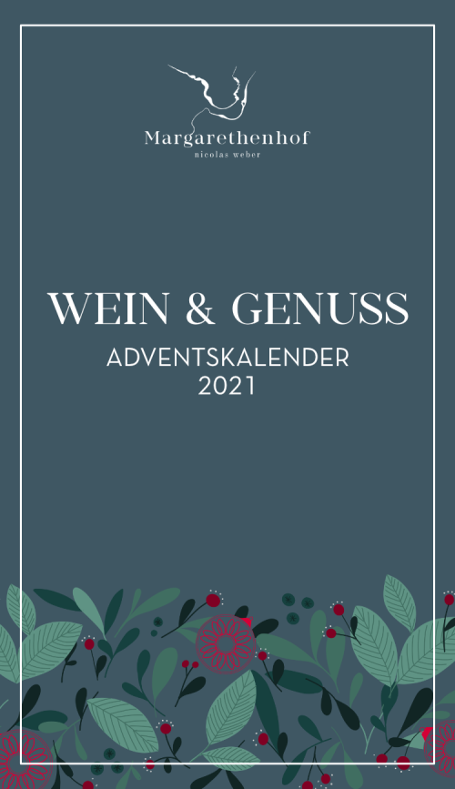 Wein & Genuss Adventskalender