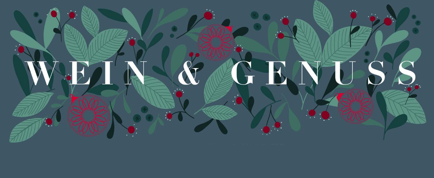 Wein & Genuss - Adventskalender